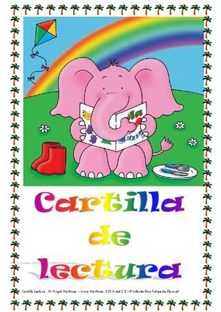 Cartillas para descargar http://eraseunavezmiclase.blogspot.com.es/2013/02/cartillas-para-leer-o-descargar.html