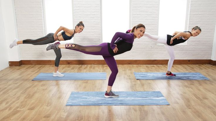 The Ultimate Quick Booty Lift and Tone Workout: Take 10 minutes from your day to strengthen and tone your backside with Cassey Ho, the founder of Blogilates.