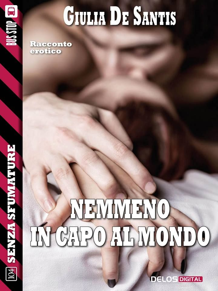 Segnalazione - NEMMENO IN CAPO AL MONDO di Giulia De Sanctis http://lindabertasi.blogspot.it/2017/04/segnalazione-nemmeno-in-capo-al-mondo.html