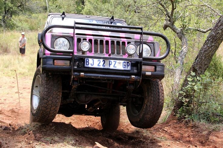Bridgestone South Africa - 4x4 Club Challenge off to a flying start