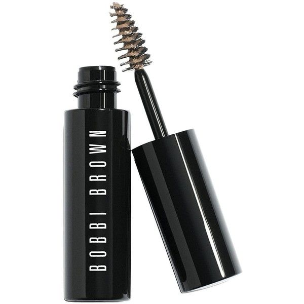 Bobbi Brown Natural Brow Shaper and Hair Touch Up ($26) ❤ liked on Polyvore featuring beauty products, makeup, eye makeup, beauty, eyes, brunette, brow makeup, bobbi brown cosmetics, eye brow makeup and eyebrow cosmetics