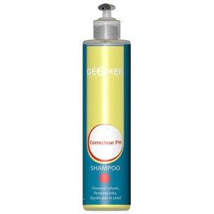 Shampoing Correcteur PH pour cheveux colorés, permanentés, oxydés par le soleil...