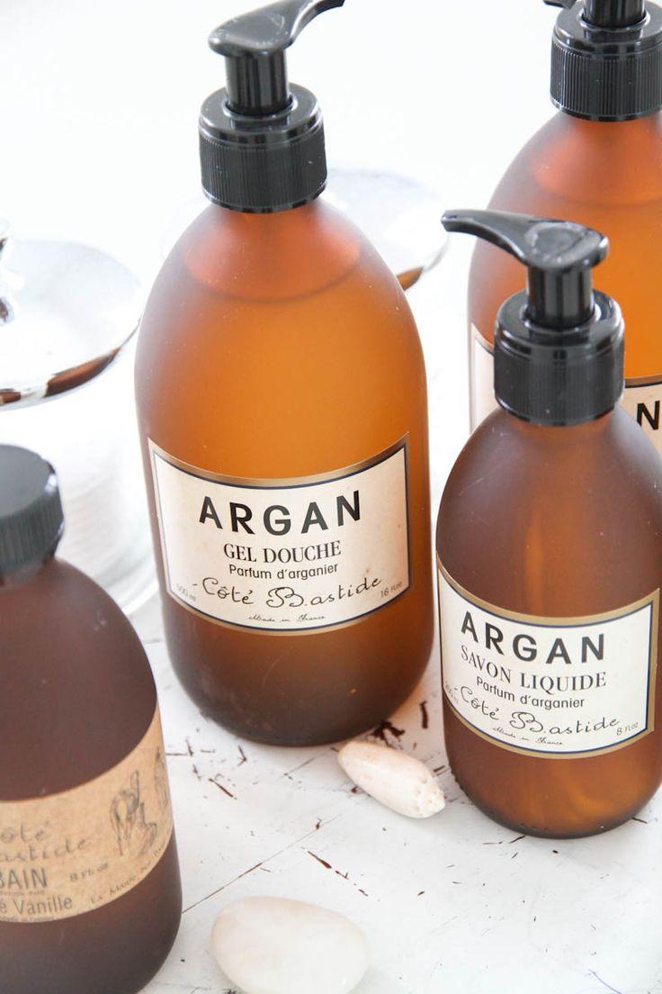 Côté Bastide | Liquid Soap Argan Oil | Fransk lantlig inredning | Matilde & Co | Handla online