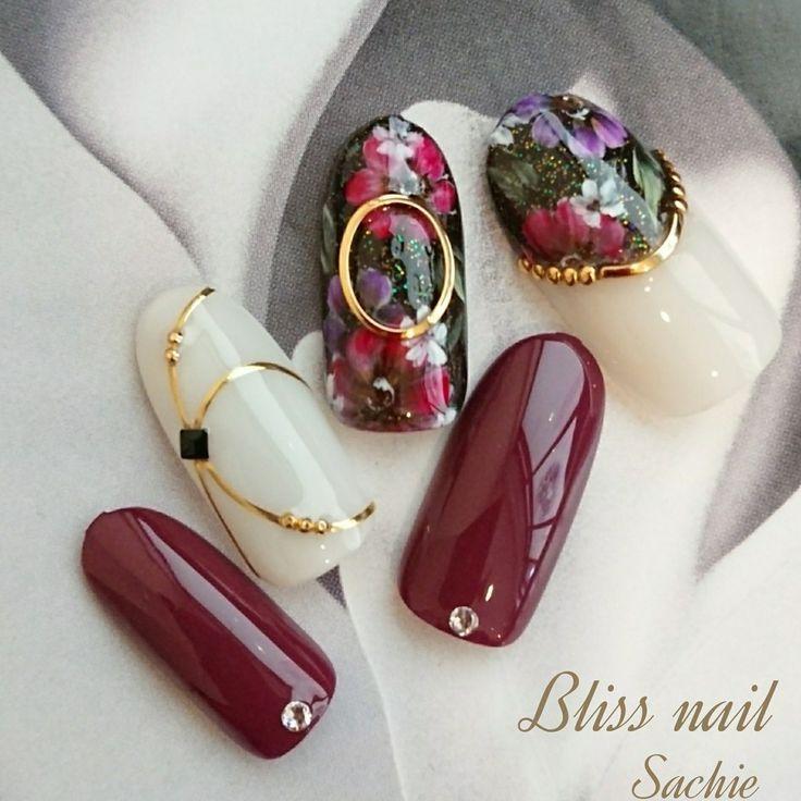 サンプル✨#nail #nailart #nails#manicure... ネイルデザインを探すならネイル数No.1のネイルブック