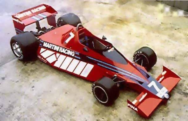Alfa Romeo Brabham BT46