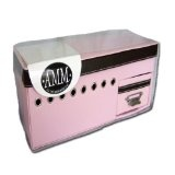 Uptown Chic Ribbon Chest Pink (Kitchen)By cheapdealsstore