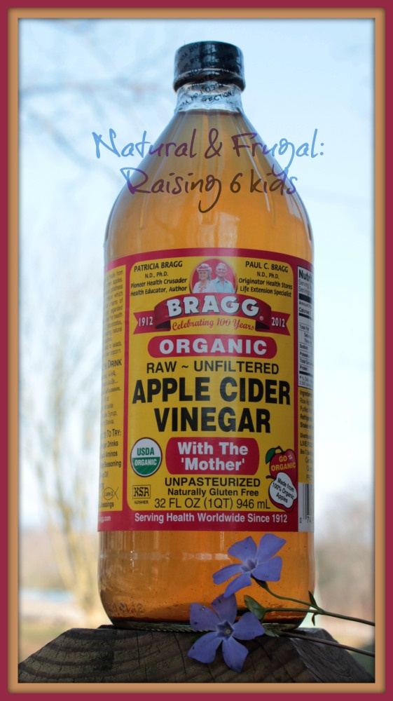 Review Bragg Apple Cider Vinegar: Here's to your health!