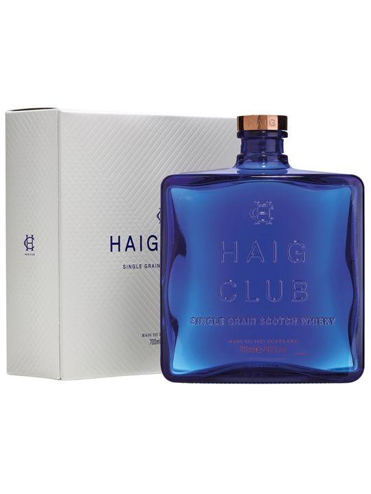 Haig Club Single Grain Whisky : Buy Online - The Whisky Exchange