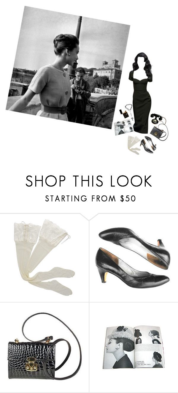 """""""Margo"""" by jennyjump ❤ liked on Polyvore featuring HYD, Dolce&Gabbana and Fontanelli"""