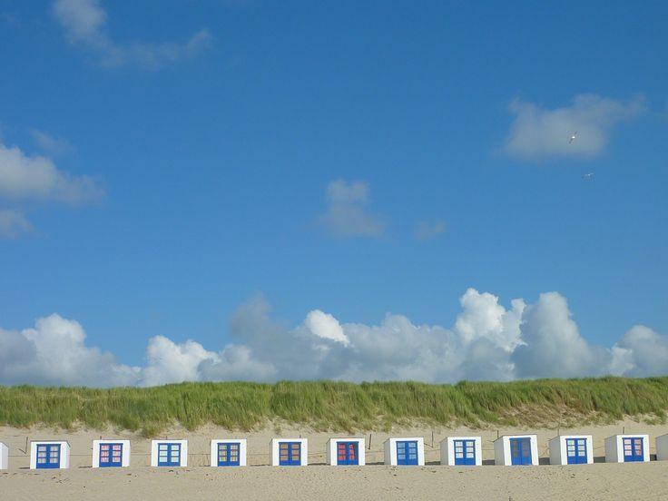 Met een strandhuisje aan zee kan je uren langer genieten.