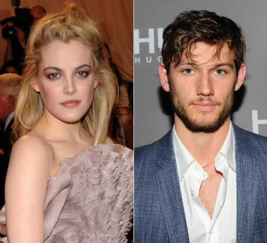 Elvis Presley's granddaughter Riley Keough engaged to Alex Pettyfer