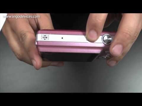 Câmara Digital Hello Kitty 8mpx