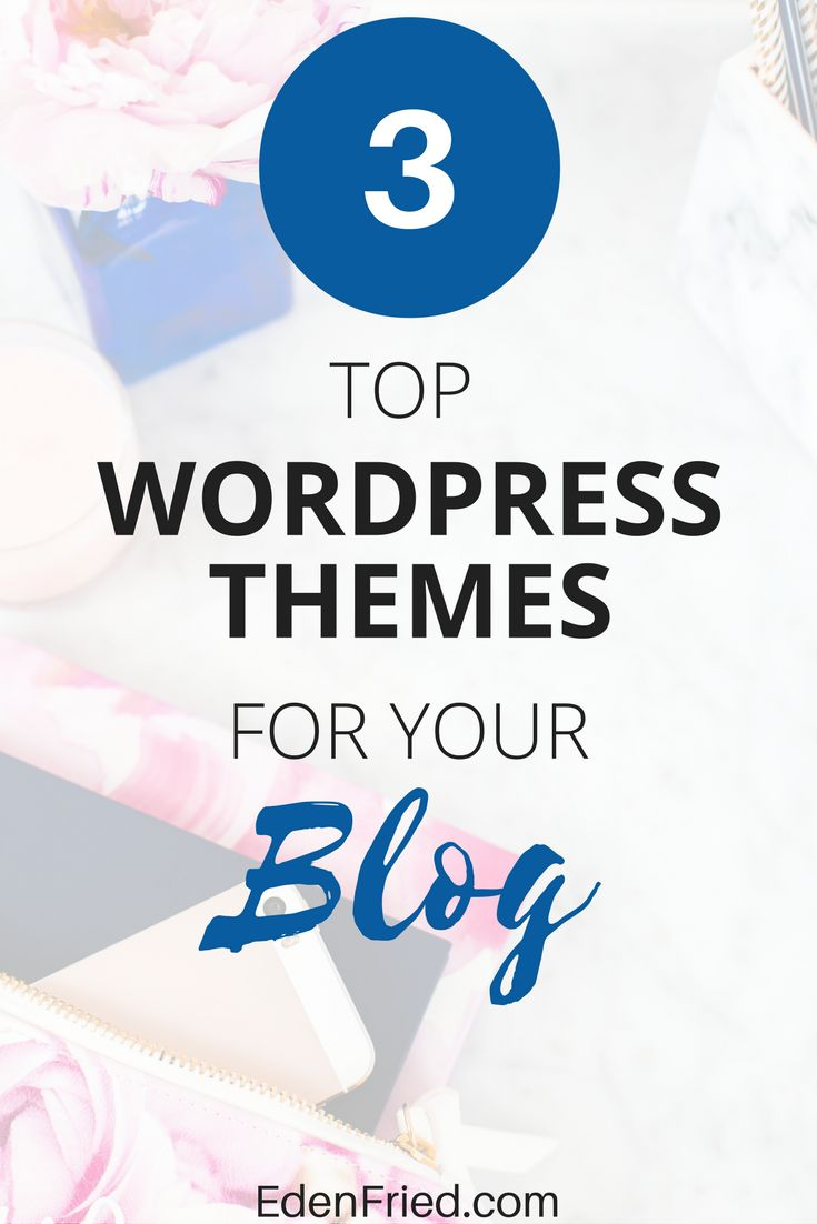 Get the best premium wordpress themes for your site!