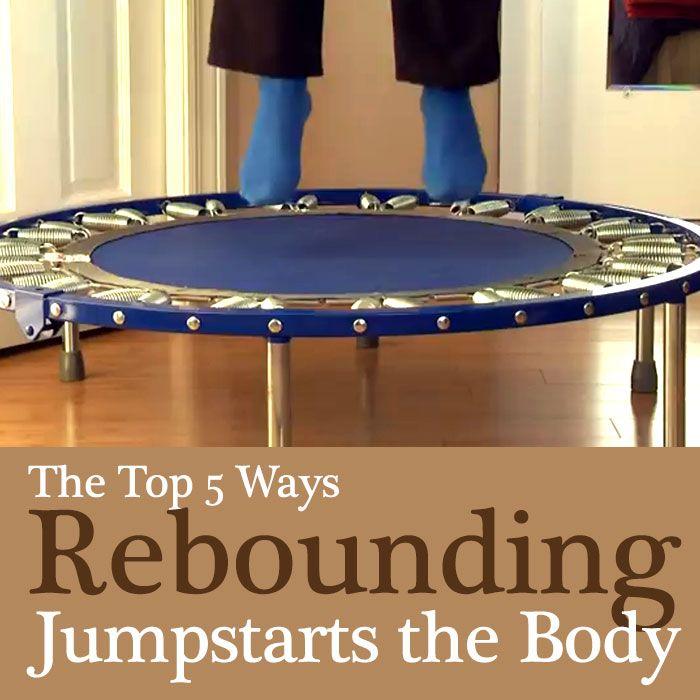 Fitness Trampoline Dvd: 1000+ Ideas About Rebounding On Pinterest