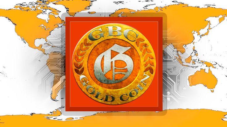 GBC GOLD COIN Выход монеты на биржу 200% за 180 дней