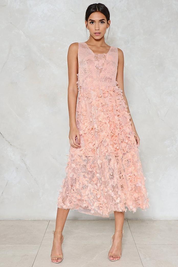 85 best VESTIDOS ROSADOS images on Pinterest | Blush pink dresses ...