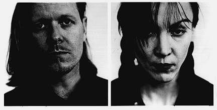 Michael Gira and Jarboe