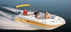 New 2013 - Hurricane Deck Boats - SS 220 OB