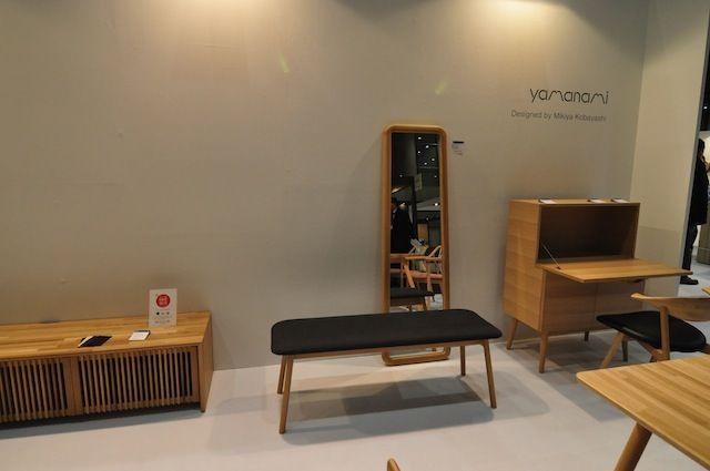 東京ビッグサイトで開催中の「国際見本市インテリア ライフスタイル(IFFT)」。きょうはルーミー編集部がまるご […]