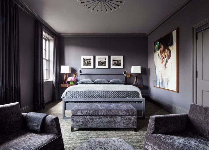 22 Sublime Eclectic Style Master Bedroom Designs | see more at www.bocadolobo.com