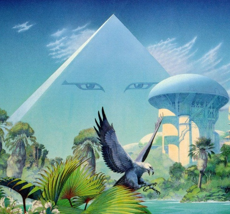 Roger Dean Images On Pinterest