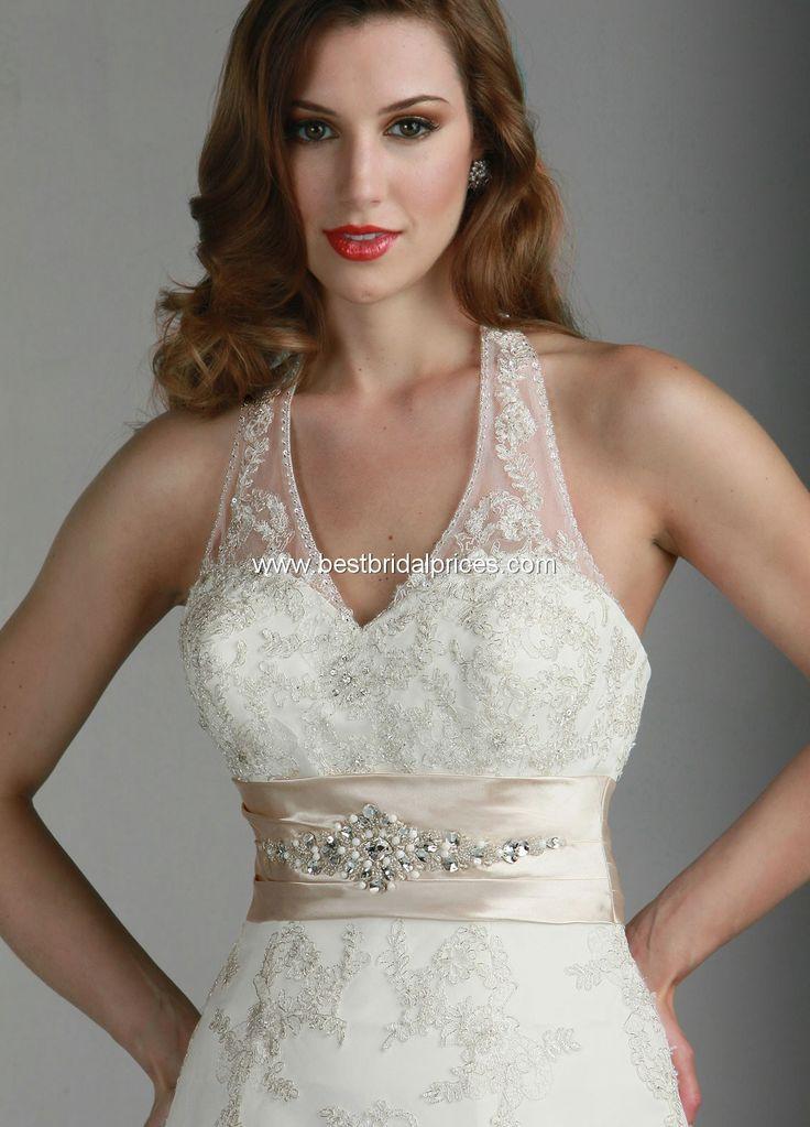 Davinci Wedding Dresses 50007