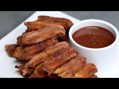 Churros Sans Friture