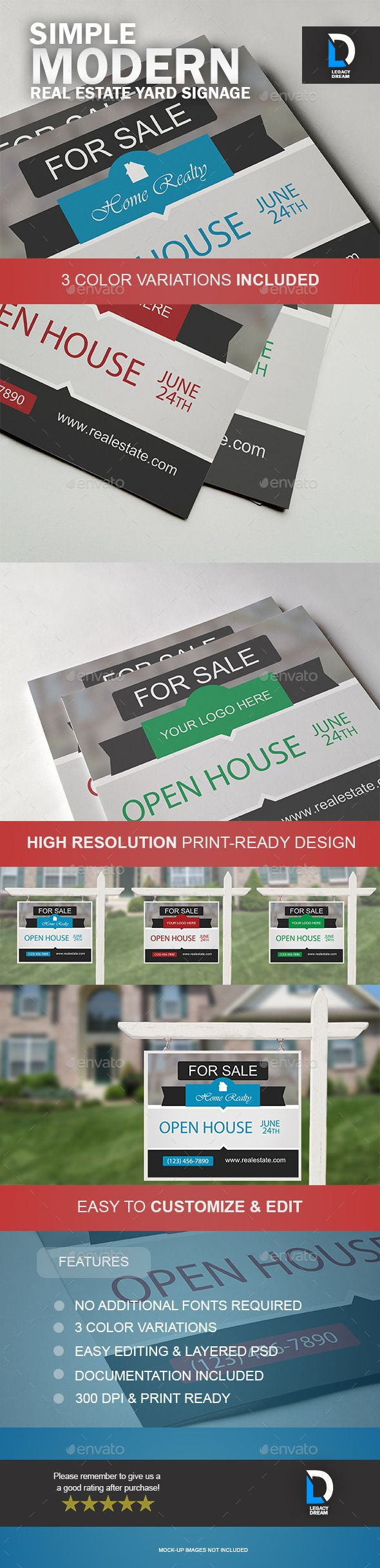 The 25+ best Estate agent sign design ideas on Pinterest | Real ...