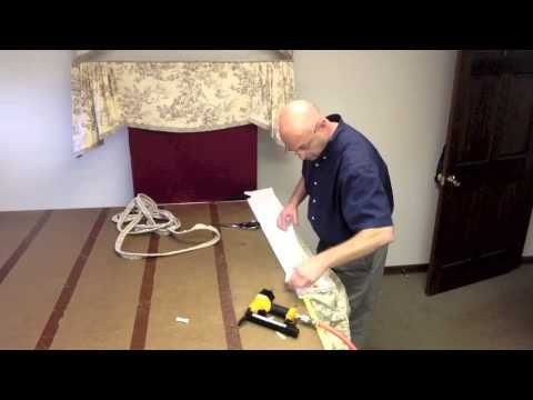 ▶Scott Weaver on You Tube is fantastic!    Scalloped Valance Made Easy! Simple and Elegant - YouTube