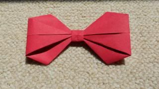25+ best ideas about Origami bow on Pinterest | 3d paper ... - photo#18