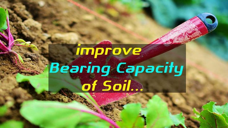 What is Bearing Capacity of Soil