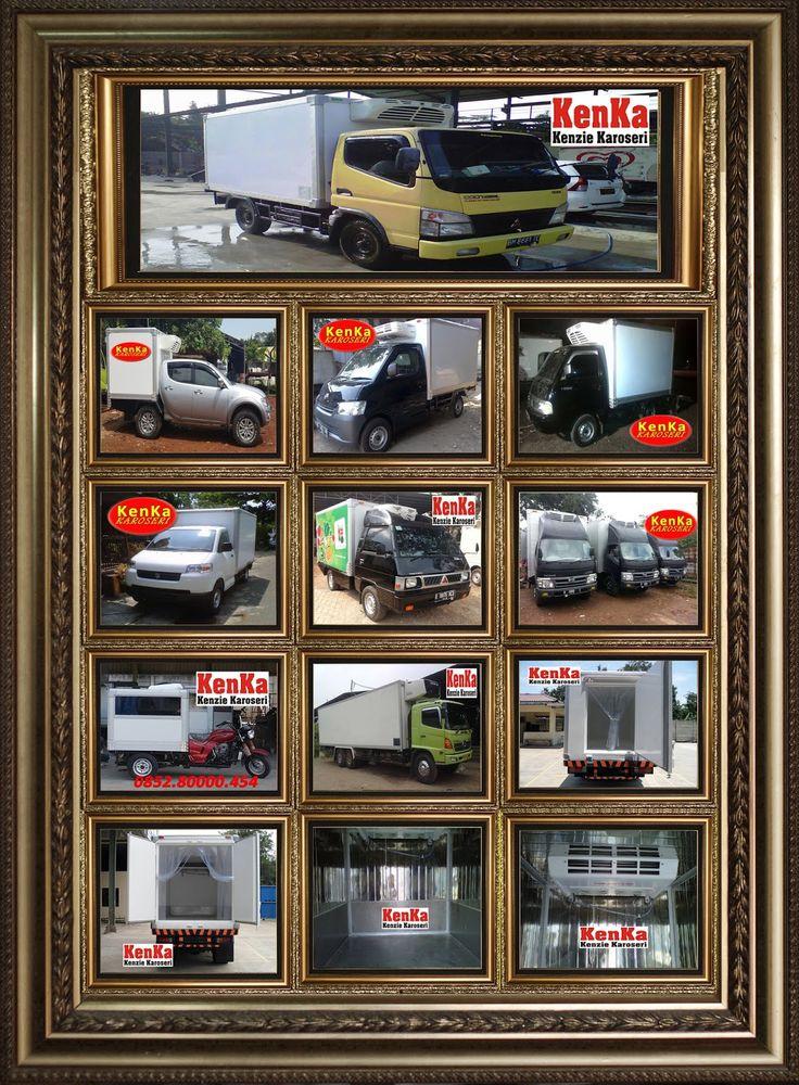 Info Harga Pembuatan Karoseri Mobil dan Truck : Box Pendingin, Food Truck, Mobil Toko, Tangki, Bak, Box,  Besi, Alumunium, Mixer, Trailer, Self Loader