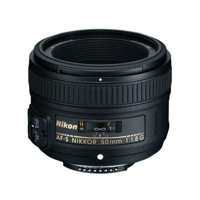Nikon 50mm f/1,8 AF-S G - 177€90