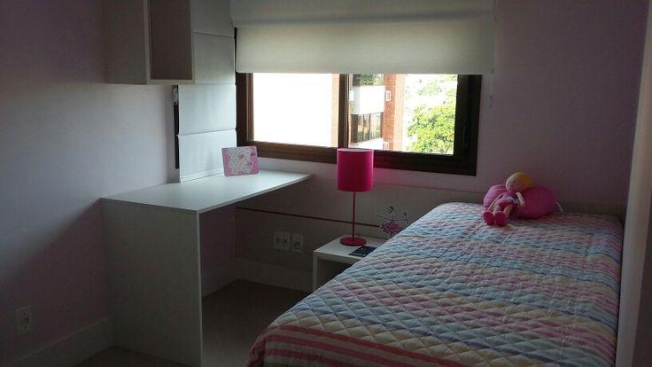 Apartamento modelo - projeto Bueno Design e Paisagismo para construtora Tumelero