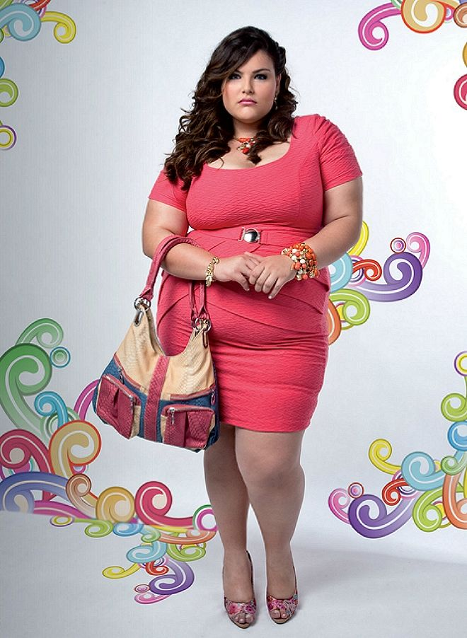 brazilian plussize model mayara russi us size 22 in a