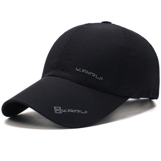Solid Summer Snap-back Baseball Cap – moda joven