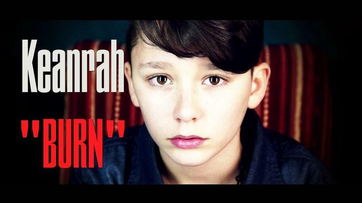 """Ellie Goulding Cover """"Burn"""" KEANRAH prod. by Vichy Ratey"""