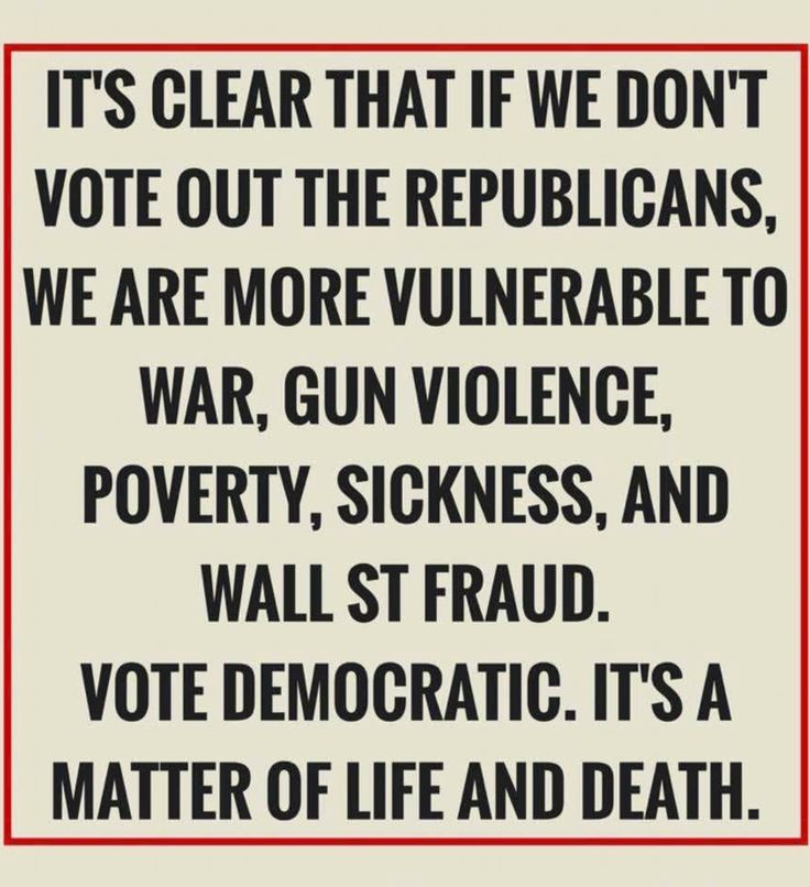 Things are Terrible right now and cannot continue like this. It's truly Hurtful to see what trump & The GOP have done to Our Beautiful Country.