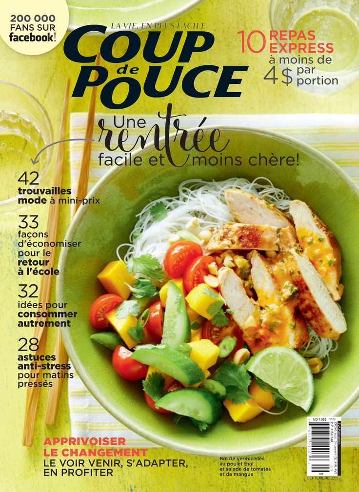 53 best images about pages couvertures du magazine on for Revue de cuisine