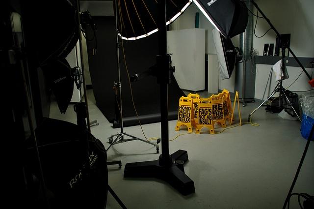 REBOOT installation (2011)  Sitting against homophobia