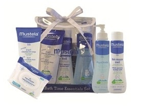 Giveaway #8: Bathtime Essentials Set from Mustela!