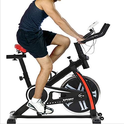 Indoor Exercise Bike Spinning Cycling Bike Stationary W L Https