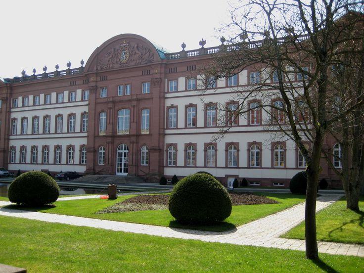 Zweibrucken- residence for the Duke . Duchy of Zweibrucken of the Holy Romam Empire