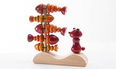 Fishy Vishy ...a stacking toy...