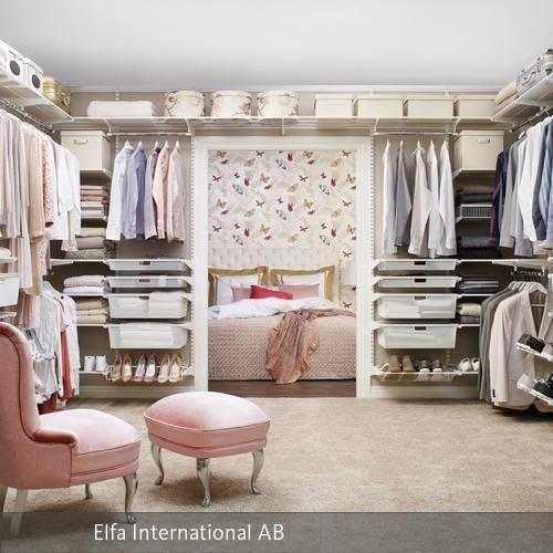 Ideen begehbarer kleiderschrank dachschräge  Die besten 20+ Begehbarer kleiderschrank regalsystem Ideen auf ...