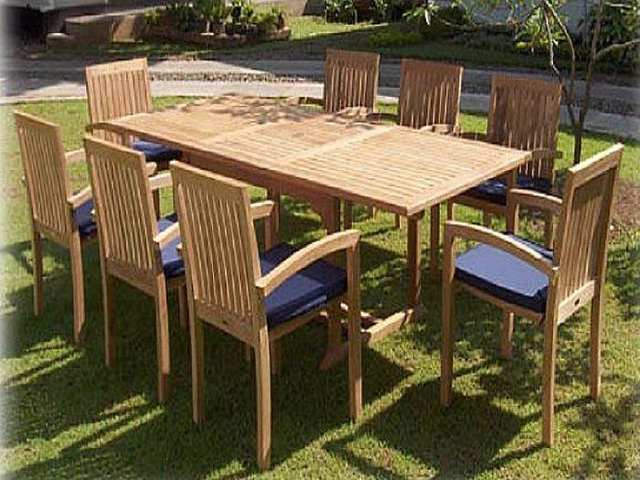 Outdoor Teak Garden Furniture With Cushions ~ Http://lanewstalk.com/designs