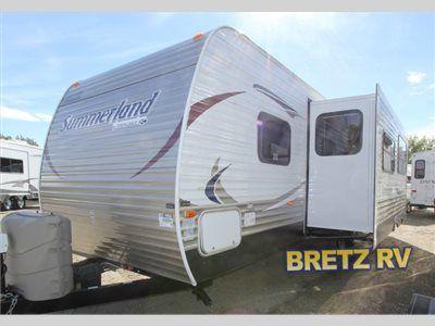 Used 2013 Keystone RV Summerland 2820BH Travel Trailer at Bretz RV & Marine | Billings, MT | #50030