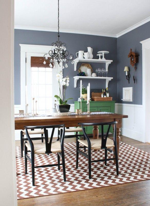 Best 25+ Slate blue walls ideas on Pinterest | Slate blue ...