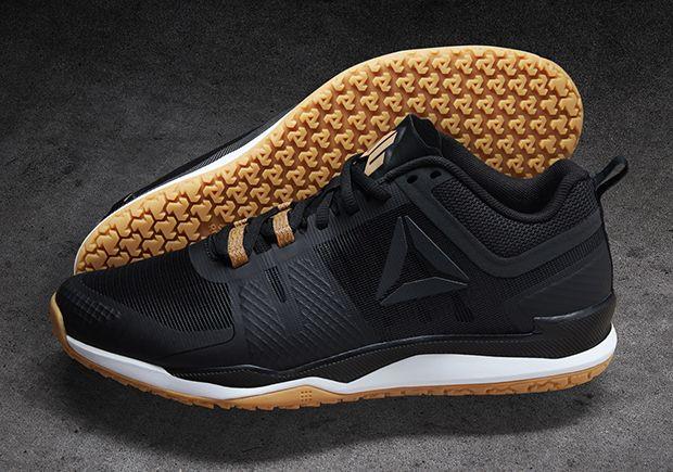 #sneakers #news JJ Watt's Reebok JJ I Trainer Drops In Black and Gum