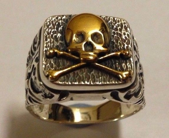 39 best Skull rings images on Pinterest